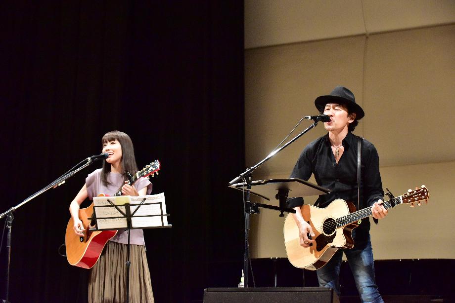 山口洋&矢井田瞳 in 埼玉☆浦和ギターカーニヴァル2017